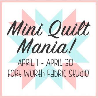 Mini Quilt Mania