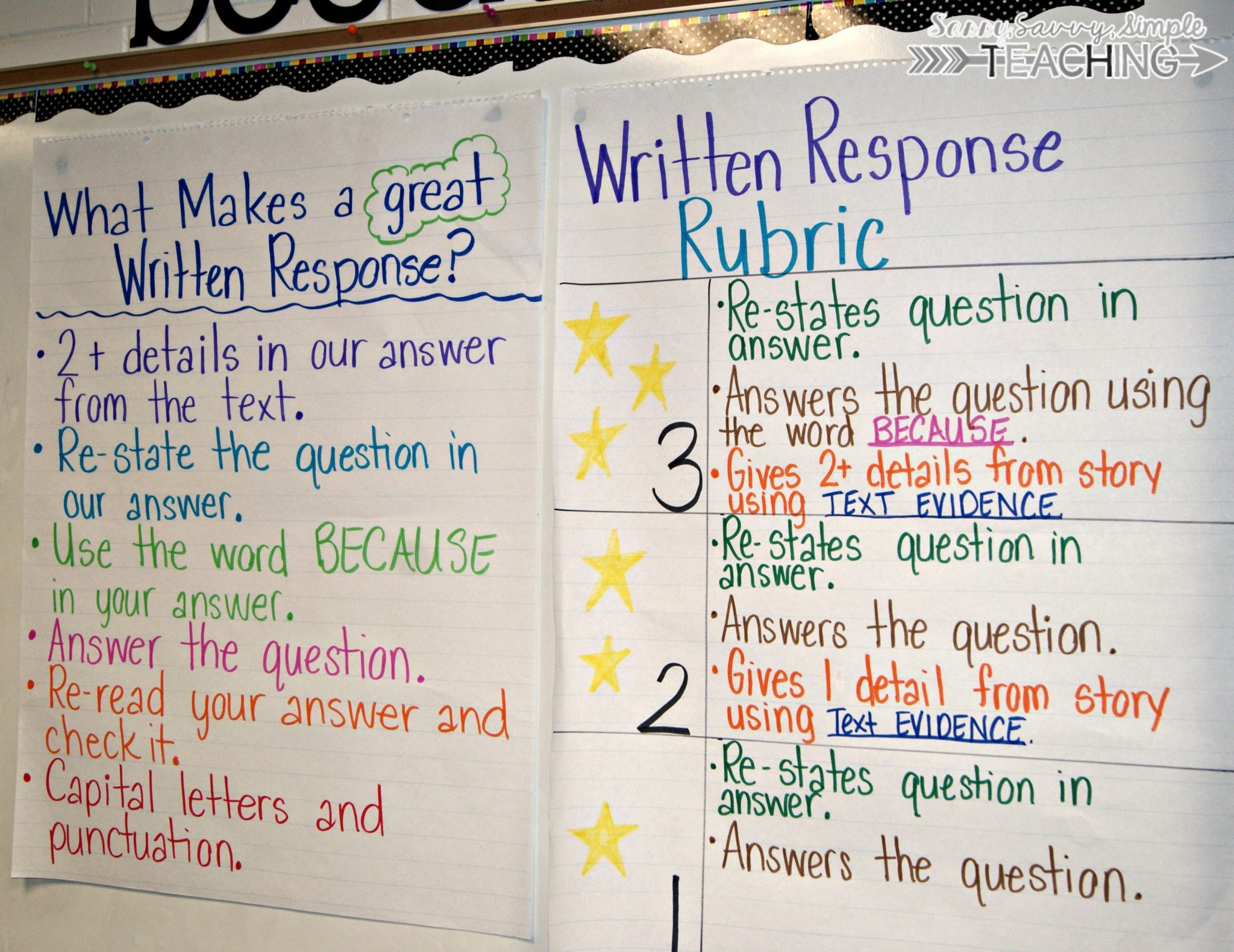 Improving Written Comprehension And Responses 2