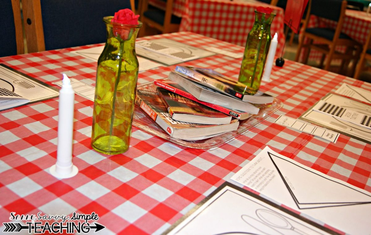 Host a Book Tasting!