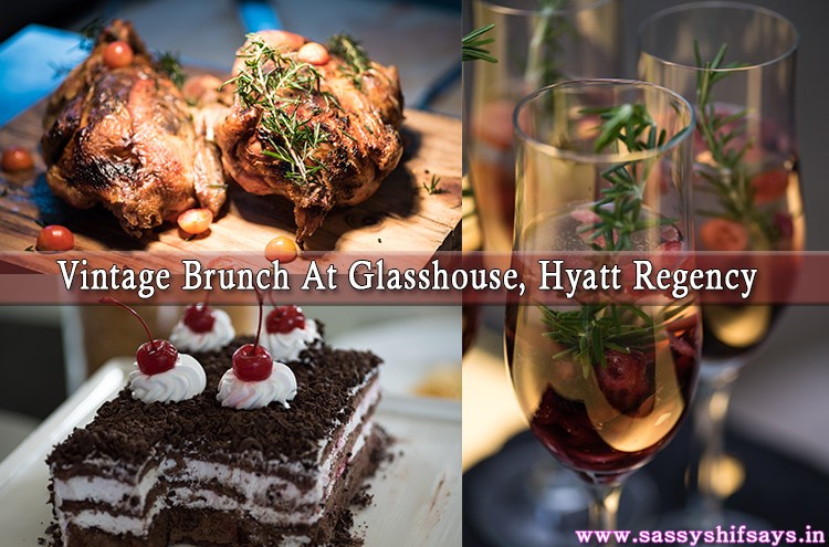 Vintage Brunch At Glasshouse
