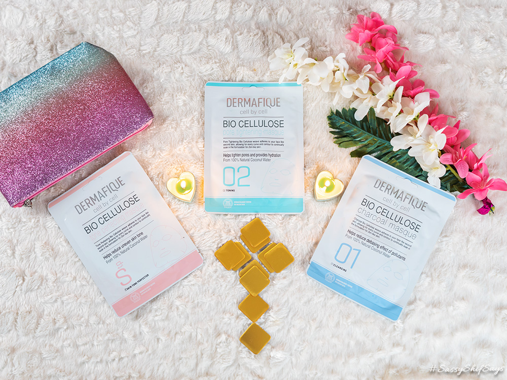 Why Dermafique Bio Cellulose Face Masques Are Here To Stay! - Sassy Shif Says