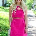 Lauren James Two Piece Appropriate Wedding Guest Attire Sassy Southern Blonde