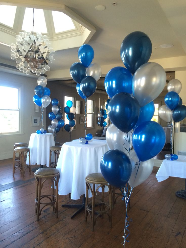Image Result For As Navy Blue Party Decoration Concept