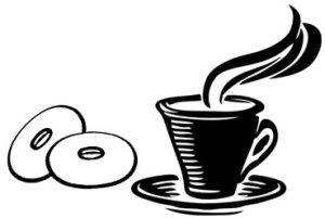 kahvitarjoilua
