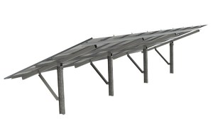FTA-120 - Fixed Tilt Solar Racking System