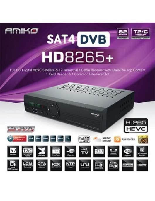 AMIKO HD SAT4DvB