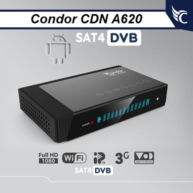 Condor A620 sat4dvb