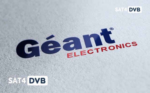 Géant HD SAT4DvB 2019