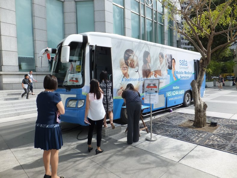 Mobile Medical Services | Mammo-on-wheels