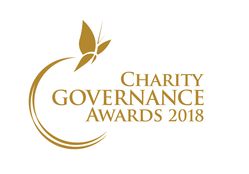 Awarded the Charity Governance Award 2018