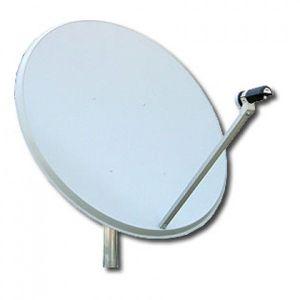 90cm Offset Satellite Dish