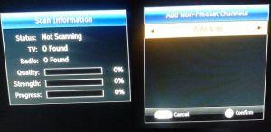 Non Freesat Mode On Manhattan Freesat