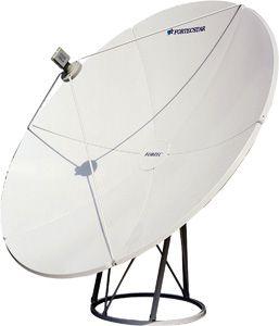 Fortecstar Satellite Dishes petal segment dish