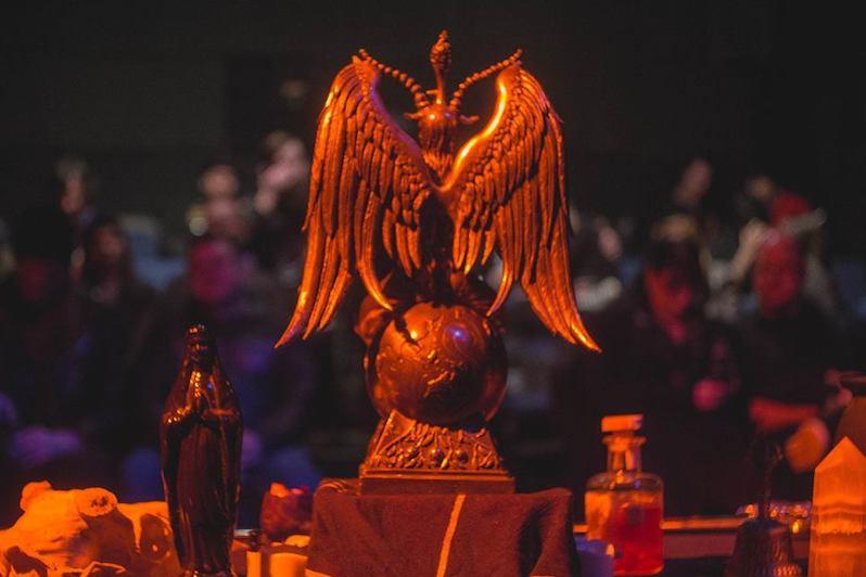 Satanic Bay Area's Anti Christ(mas) Roasts the Holidays