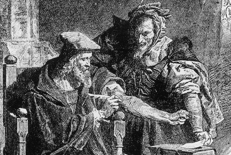 empathy george floyd satanism