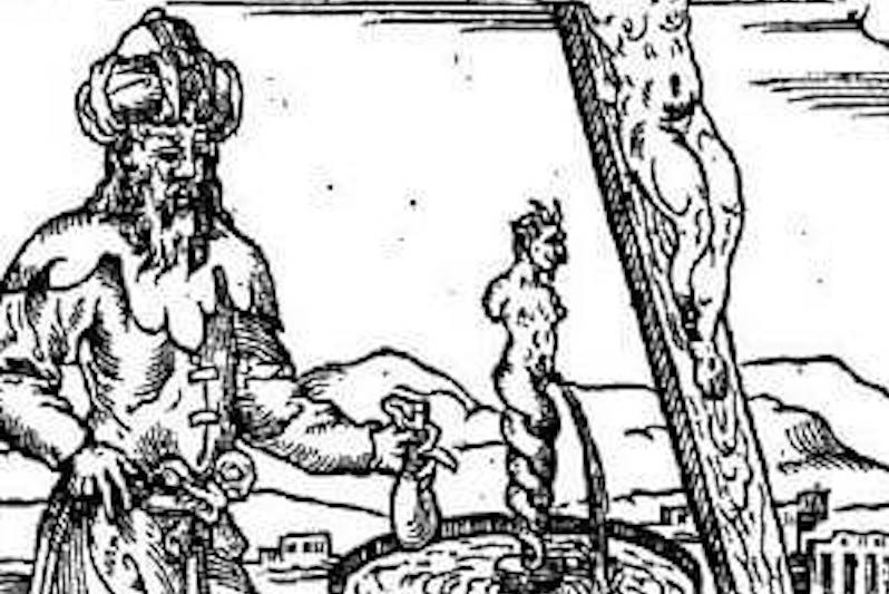satanism jewish anti-semitism