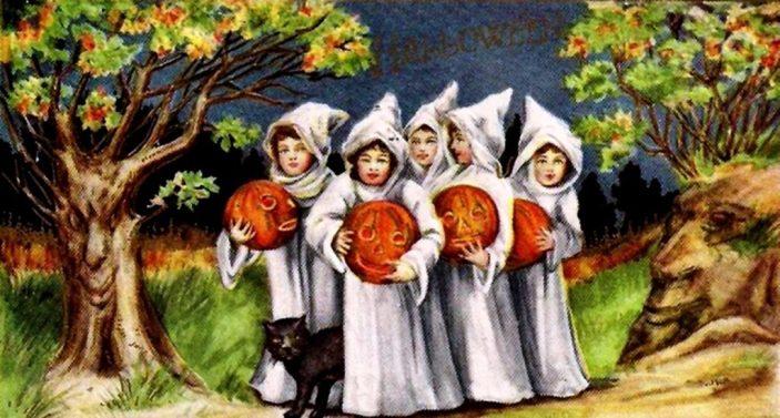 kimberly daniels halloween satan