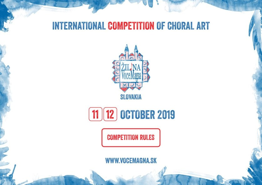 Festival Voce Magna 2019 spustil prihlasovanie