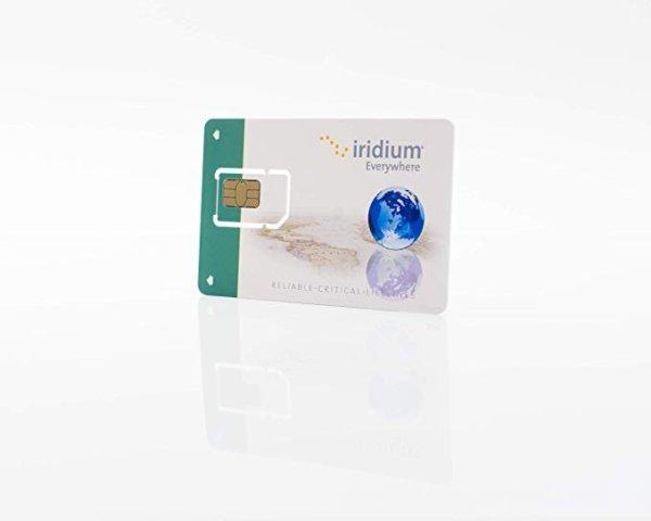 iridium sim card