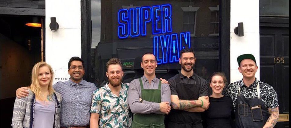 Super Lyan London Cocktail Week 2017