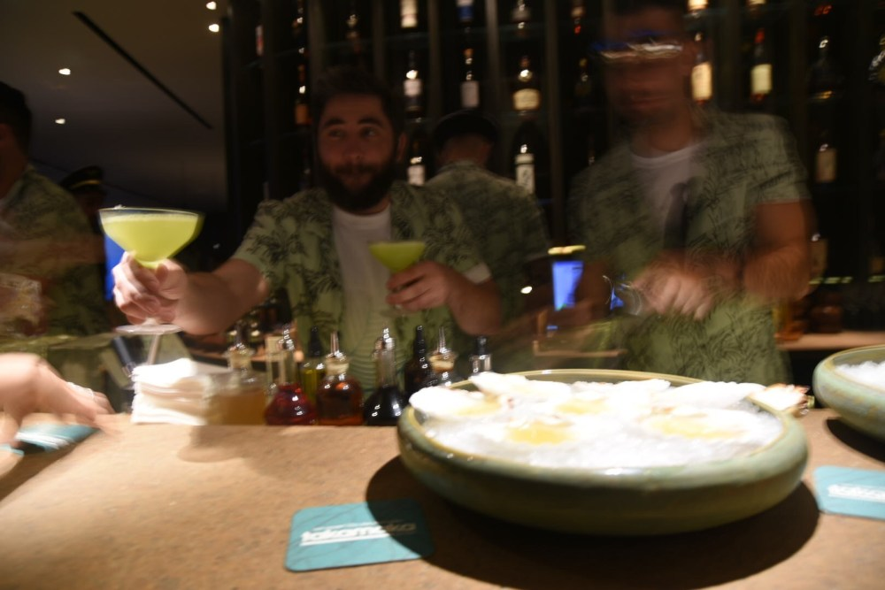 Oblix at The Shard, Takamaka Tiki Takeover with Jamie Jones