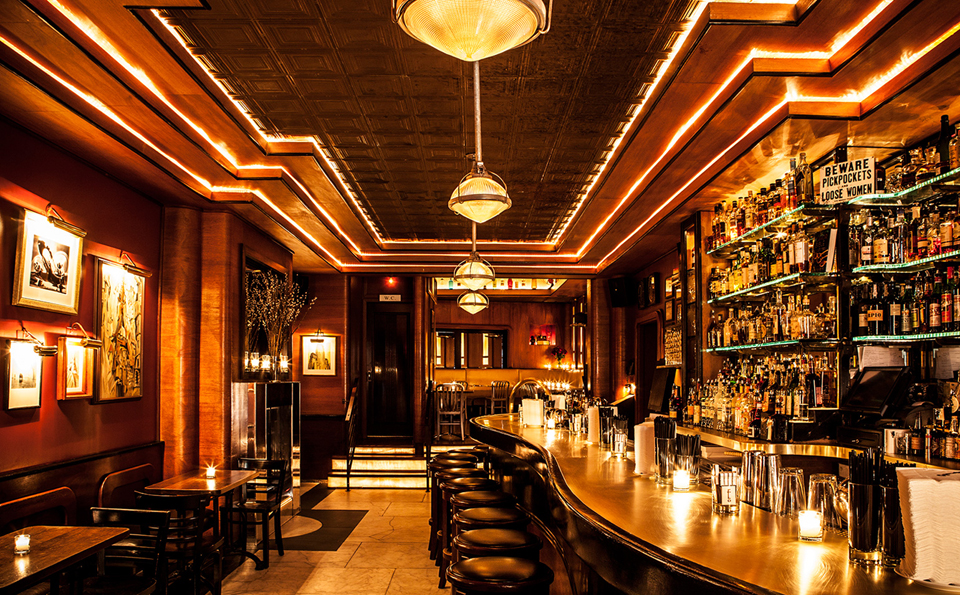 Employees Only New York The World's 50 Best Bars
