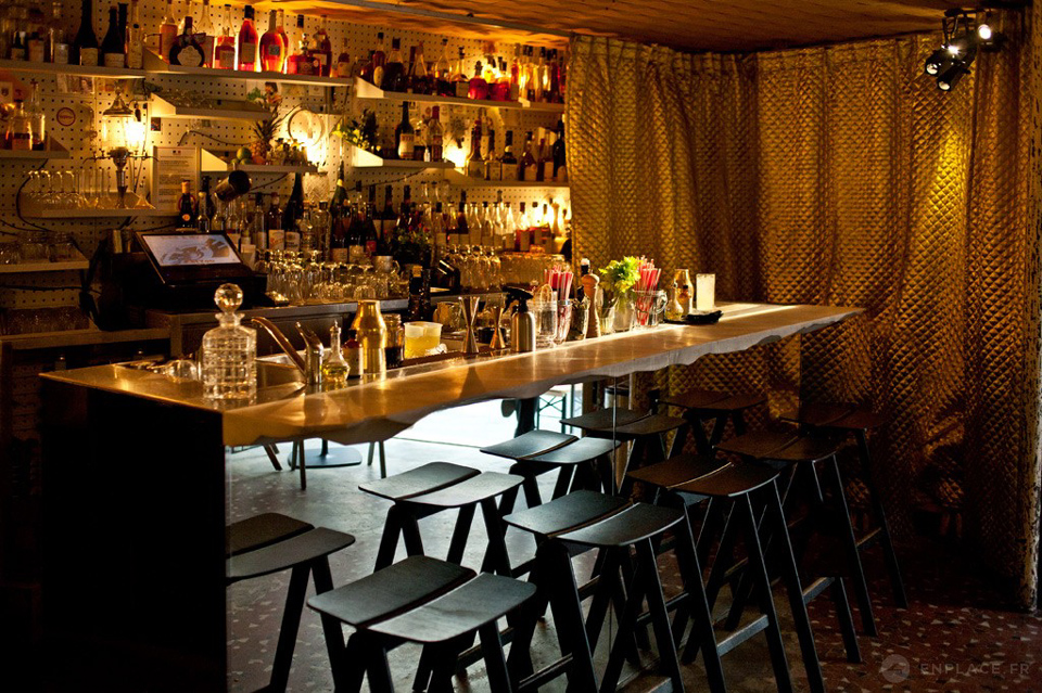 Little Red Door Paris The World's 50 Best Bars