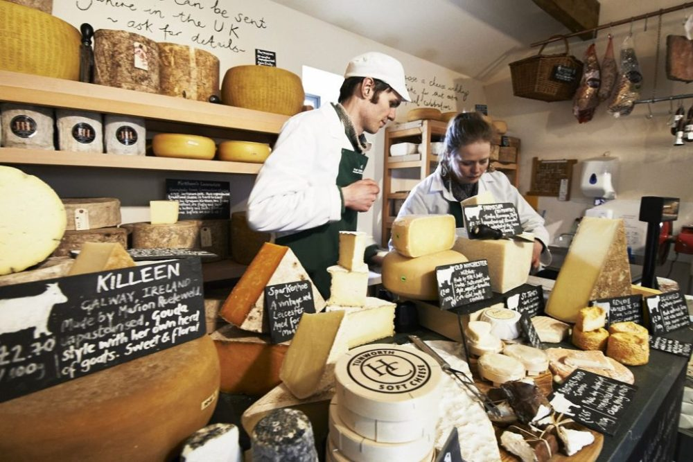 The Courtyard Dairy Interview