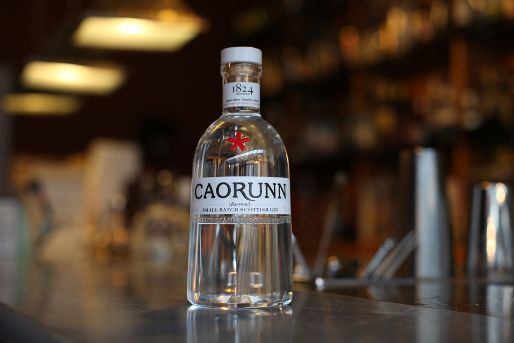 Caorunn Gin unveils new bottle design