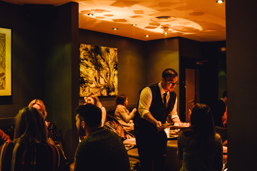 Linje Tio, Sweden's Best Bar pops up in 100 Wardour Street London Soho
