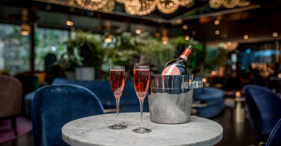 Laurent-Perrier Champagne Midsummer Terrace to launch at Mondrian London