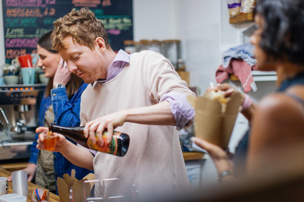 Help Refugees fundraiser Stepney Spirits & Beer Club BBQ – Last of the Summer Barleywine