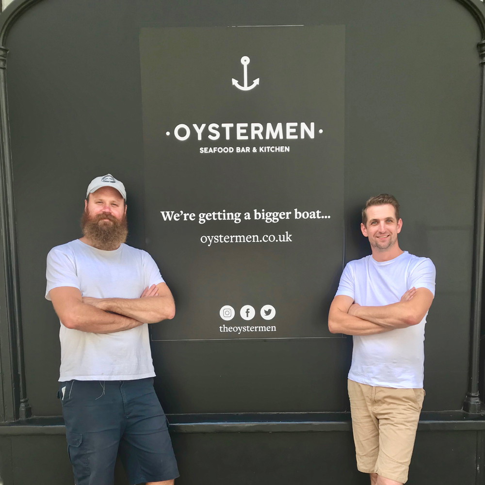 The Oystermen to double size of Covent Garden Seafood Bar & Kitchen