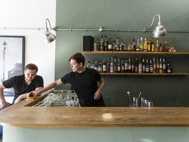 Bartenders Alan Sherwood & the Venning Brothers Launch Little Mercies Bar
