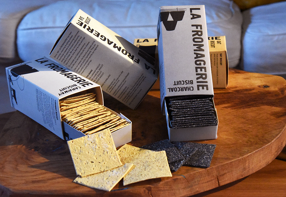 La Fromagerie Biscuits