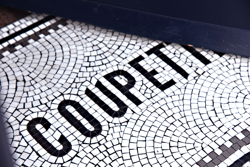 Coupette floor