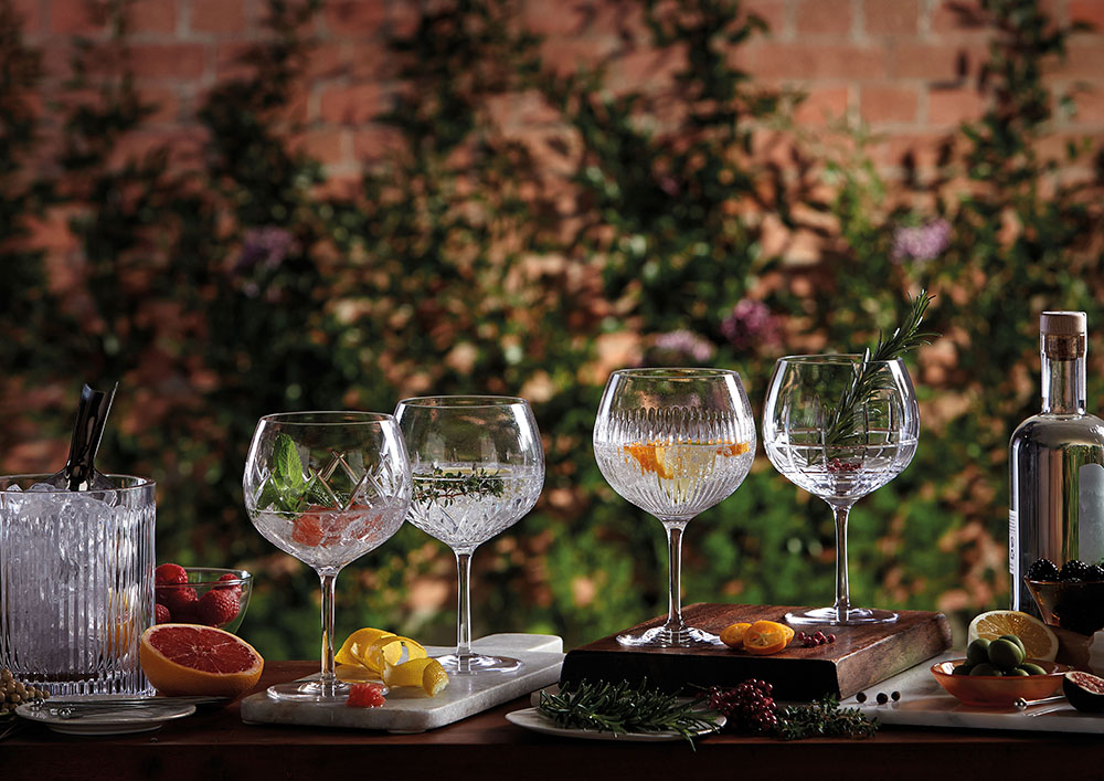 Gin Journey Balloon Glasses