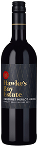 Hawke's Bay Estate Cabernet Merlot Malbec 2015, New Zealand