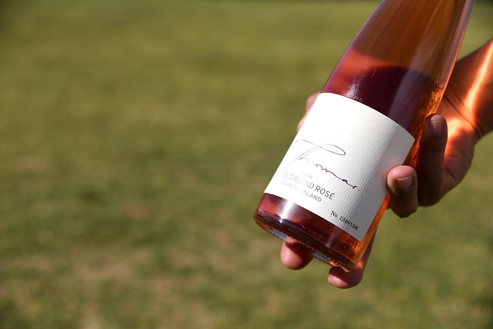 Thomas Field Blend Rosé 2018