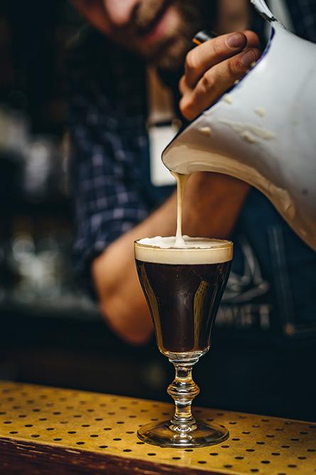 Swift's Irish Coffee