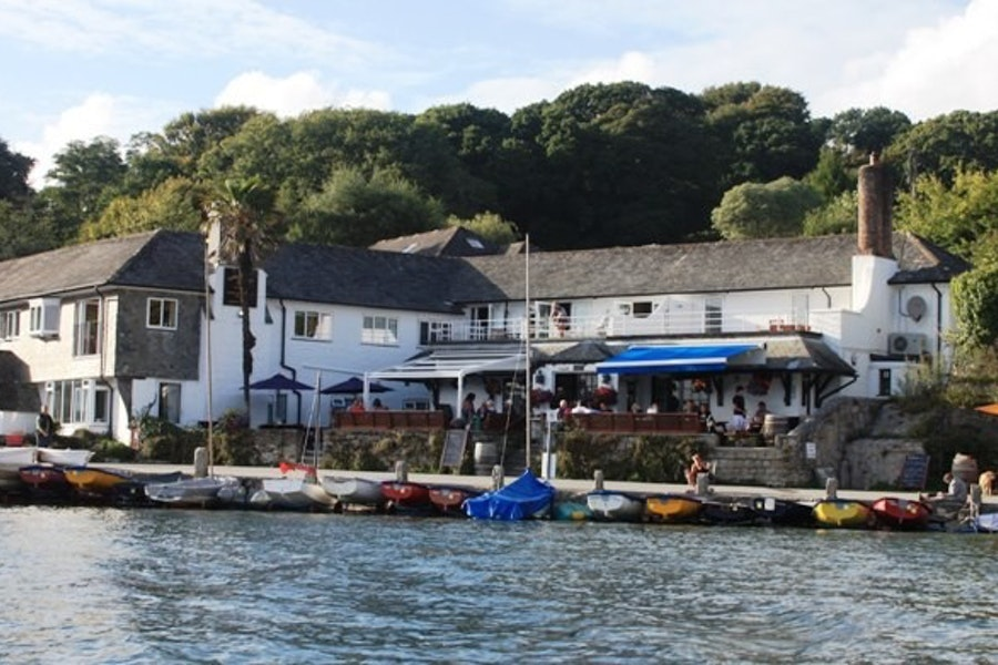 The Ferry Boat Inn, Helford Passage, Cornwall