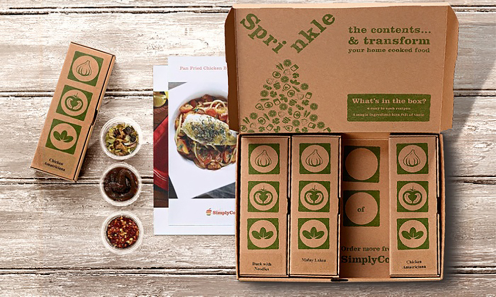 Simply Cook box