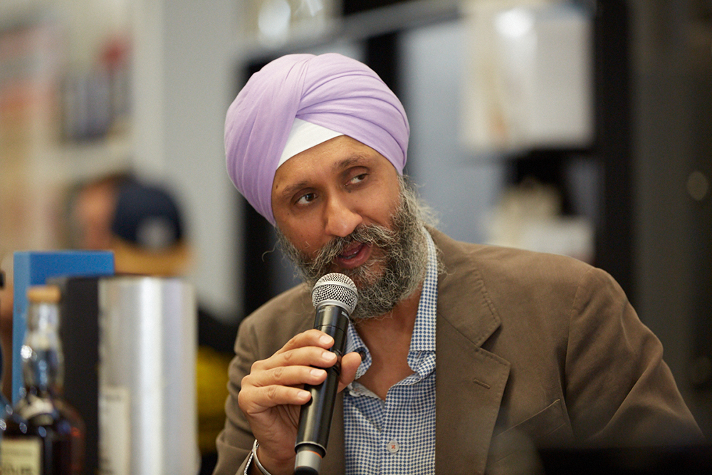 Sukhinder Singh, Co-Founder of The Whisky Exchange