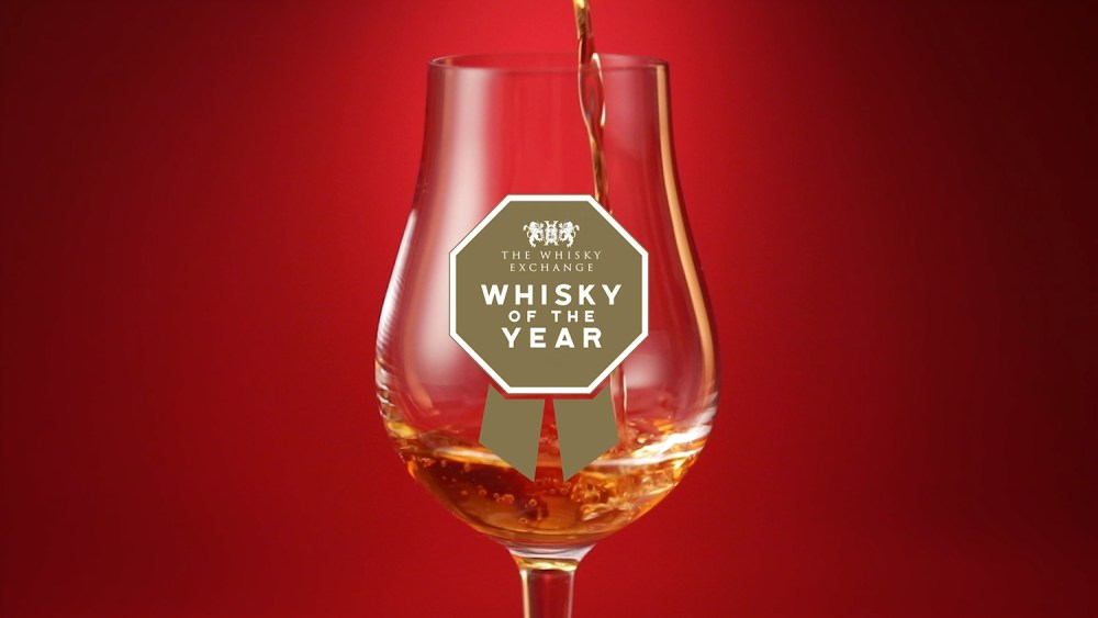 Whisky of the Year 2020 poster