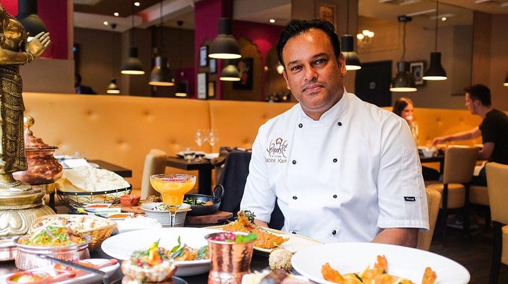 Chef Sabbir Karim