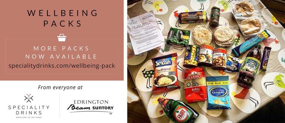 Wellbeing Packs