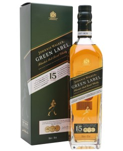 Whisky B – Johnnie Walker Green Label 15 Year Old