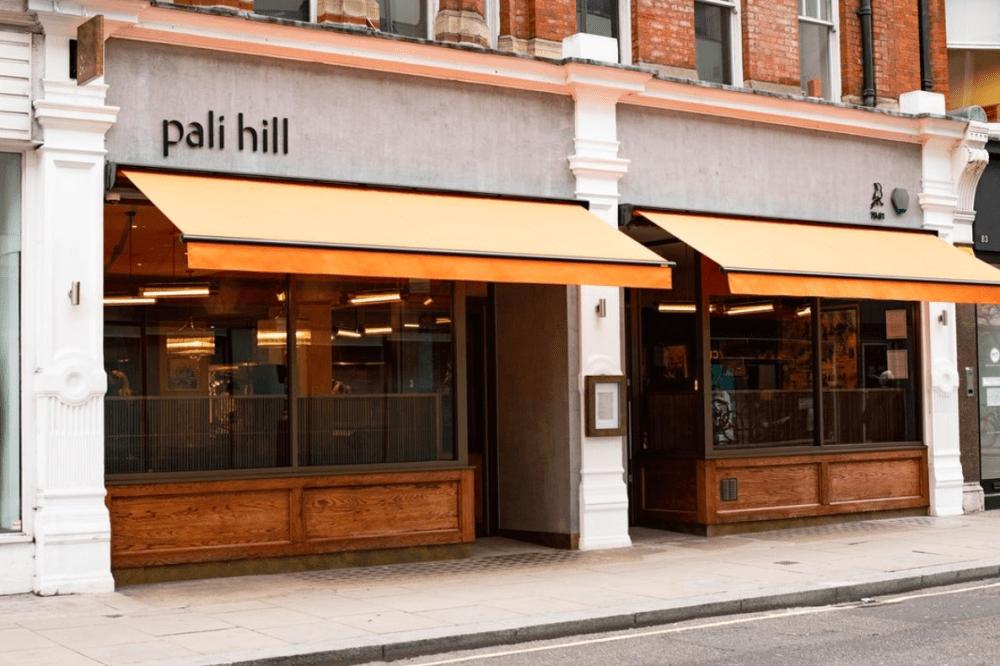 Pali Hill exterior