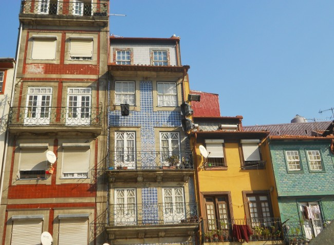 Photo Essay: Porto's Colorful Ribeira