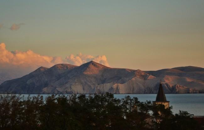 Photo Essay: A Magical Sunset in Croatia